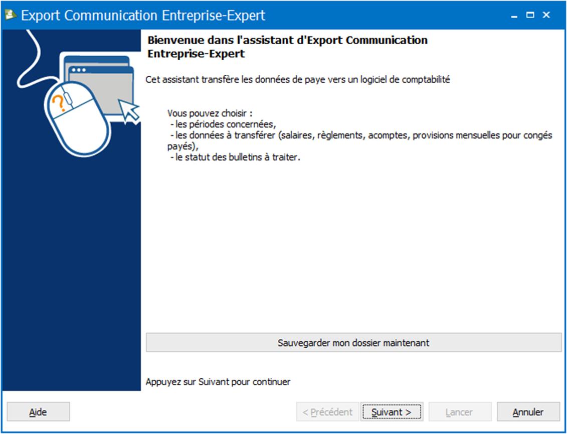 module communication entreprise-expert ebp